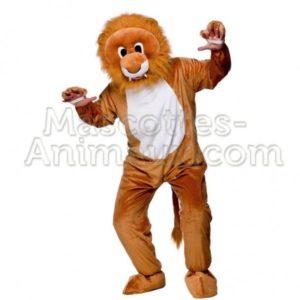 image mascotte Lion
